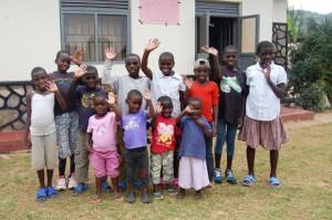 Batwa-Kinder
