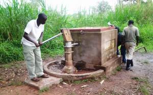 Durch den Entzug von Eisen wird Wasser zu Trinkwasser gemacht