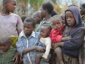 Batwa Kinder