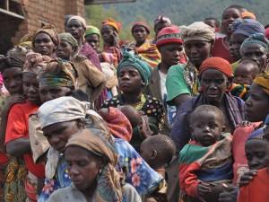 Das Volk der Batwa-Pygmäen droht auszusterben