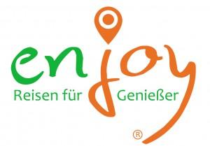 Logo enjoy - Reisen für Genießer