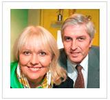 Gerda Melchior und Volker Schütz