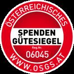 Spendengütesiegel - Nr.06045