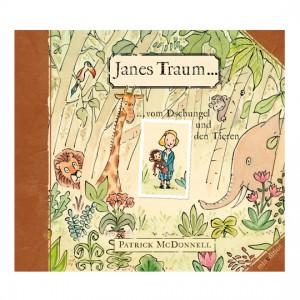 Janes Traum: Vom Dschungel und den Tieren