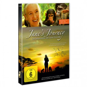 DVD - Jane's Journey | Die Lebensreise der Jane Goodall