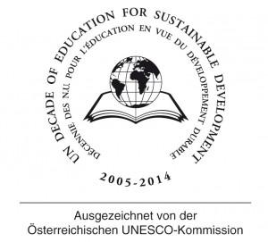 UNESCO Auszeichnung