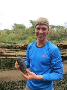 Felix Gottwald in Uganda