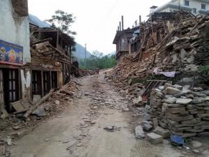 Erdbeben Nepal