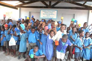 Mchilima Primary School, Machinga, Süd Malawi