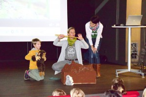 Workshop in der VS Waidhofen/Ybbs
