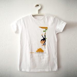 Kinder T-Shirt - Chimp