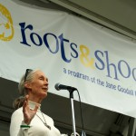 Jane Goodall, International Peace Day